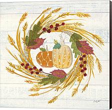Autumn Bounty II by Courtney Prahl Canvas Art