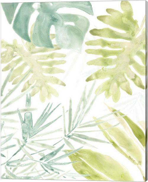 Metaverse Island Medley I By June Erica Vess Canvas Art