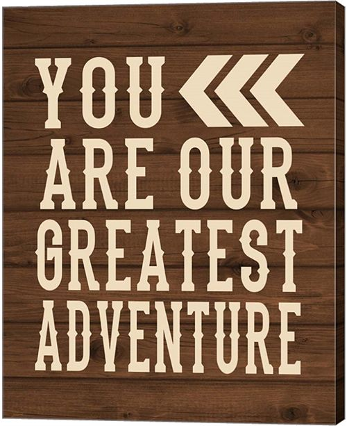 Metaverse You Are Our Greatest Adventure By Tamara Robinson Canvas Art