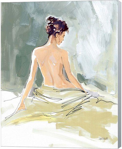 Metaverse Nude I By Anne Tavoletti Canvas Art