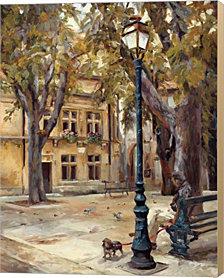 Provence Village II by Marilyn Hageman Canvas Art