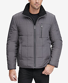 Marc New York Men's Nixon Reversible Stand-Collar Jacket