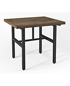 "Pomona 36""H Reclaimed Wood Counter Height Dining Table"