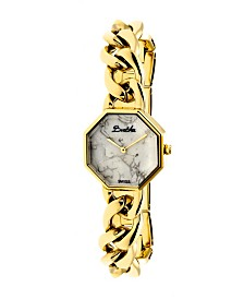 Bertha Quartz Ethel Collection Gold Stainless Steel Watch 30Mm