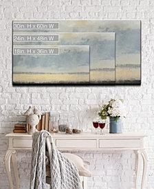 Ready2HangArt 'Beach Breeze' Seascape Abstract Canvas Wall Art Collection
