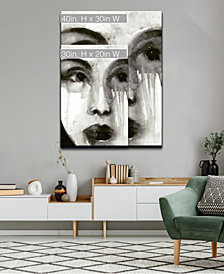 Ready2HangArt 'Emotions Face' Canvas Wall Art Collection
