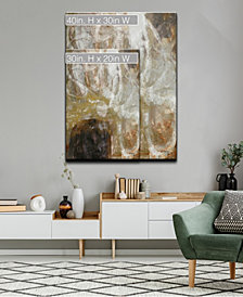 Ready2HangArt 'Neutral Geode I' Abstract Canvas Wall Art Collection