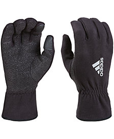 adidas Men's ClimaWarm® Comfort Fleece Gloves