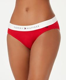 Tommy Hilfiger Women's Logo Lounge Bikini R14T108