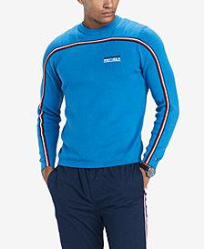 Tommy Hilfiger Men's Snow Stripe Sweater
