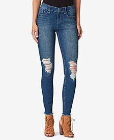 Jessica Simpson Juniors' Kiss Me Skinny Jeans