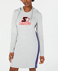 Starter Graphic Hoodie Dress