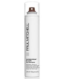 Paul Mitchell Invisiblewear Brunette Dry Shampoo, 4.7-oz., from PUREBEAUTY Salon & Spa