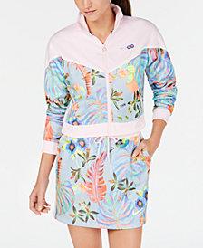 Nike Sportswear Ultra-Femme Printed Cropped Track Jacket
