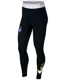 Nike Sportswear Ultra-Femme Graphic Leggings