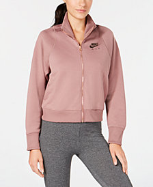 Nike Sportswear Air Cropped Track Jacket