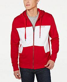 Calvin Klein Jeans Men's Colorblock Hoodie