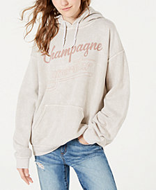 True Vintage Champagne Superstar Sweatshirt