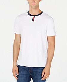 Tommy Hilfiger Men's Contrast Neckline T-Shirt