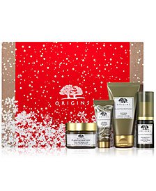 Origins 4-Pc. Plantscription Holiday Gift Set, Created for Macy's