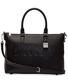 DKNY Commuter Top Zip Satchel, Created for Macy's