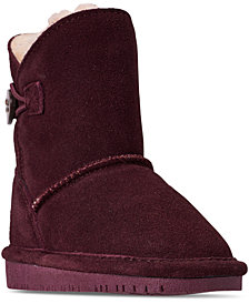 Bearpaw Toddler Girls' Rosie Boots from Finish Line
