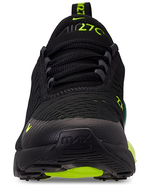 Nike Boys  Air Max 270 Casual Sneakers from Finish Line - Finish ... fb2485db8