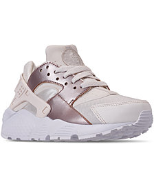 Nike Girls' Huarache Run Running Sneakers from Finish Line