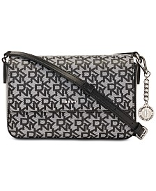 DKNY Bryant Signature Crossbody, Created for Macy's