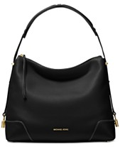 5a4db1cbc7d MICHAEL Michael Kors Crosby Pebble Leather Shoulder Bag
