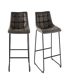 Richmond Metal Bar Stool Set