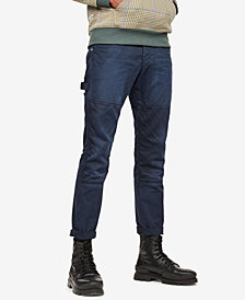 G-Star RAW Men's Straight Tapered Utility Pants