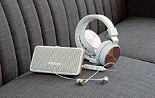 Polaroid Wireless Audio Kit Bluetooth Headphones, Bluetooth Earbuds, Bluetooth Speaker