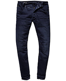 G-Star RAW Men's D-Staq Fitted Tapered Jeans