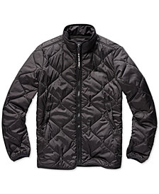 G-Star Raw Mens Quilted Jacket