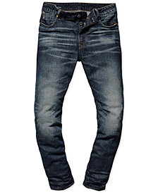 G-Star RAW Men's Relaxed-Fit Tapered Jeans, Created for Macy's