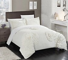Chic Home Birdy 7-Pc. Duvet Sets