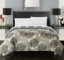 Judith 5 Pc Queen Quilt Set