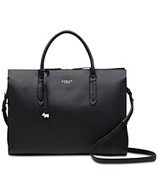 Radley London Arlington Court Leather Satchel