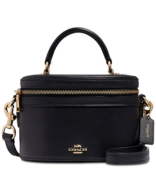 1d96bb4eb221e COACH Trail Bag in Smooth Leather   Reviews - Handbags ...