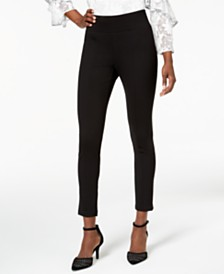 Alfani Comfort-Waist Pants, Created for Macy's