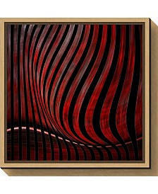 Amanti Art optic illusion by Gilbert Claes Canvas Framed Art