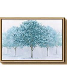 Amanti Art Peaceful Grove by James Wiens Canvas Framed Art