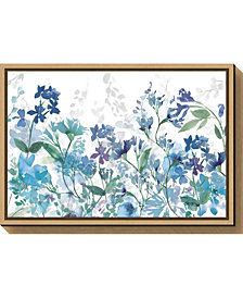 Amanti Art Colors of the Garden Cool Shadows Canvas Framed Art