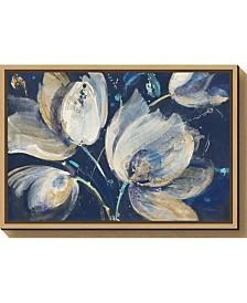 Amanti Art Midnight Garden by Albena Hristova Canvas Framed Art