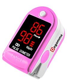 Dagamma Dp100 Oximeter - Pink