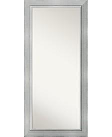 Romano Wood 31x67 Floor-Leaner Mirror