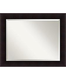 Amanti Art Portico 34x28 Bathroom Mirror