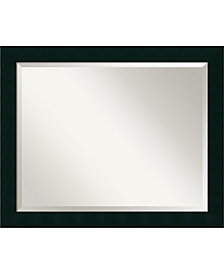Amanti Art Tribeca 32x26 Bathroom Mirror