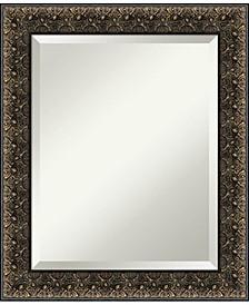 Intaglio Embossed 21x25 Bathroom Mirror